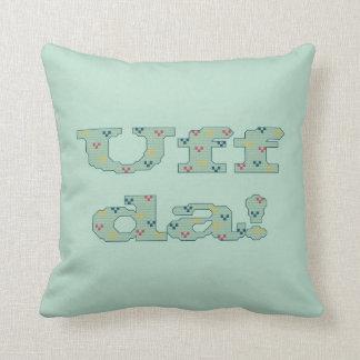 Uff da! Pillow