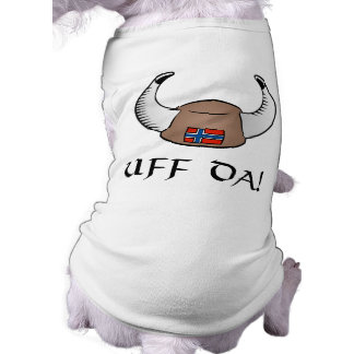Uff Da! Viking Hat Tee