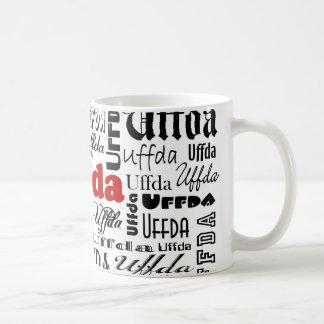 Uffda Mug