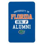 UFL Blue and Orange Alumni Logo Vinyl Magnets