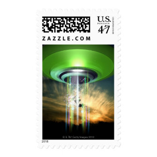 UFO 2 POSTAGE