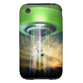 UFO 2 TOUGH iPhone 3 COVER