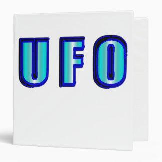 UFO 3 RING BINDER