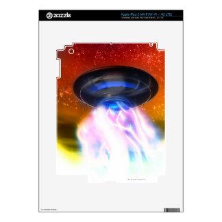 UFO 4 DECAL FOR iPad 3