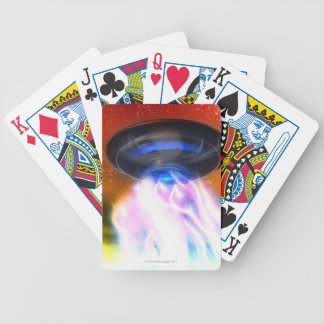 UFO 4 CARD DECKS