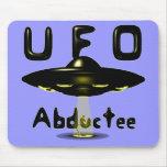 UFO Abductee Mousepad