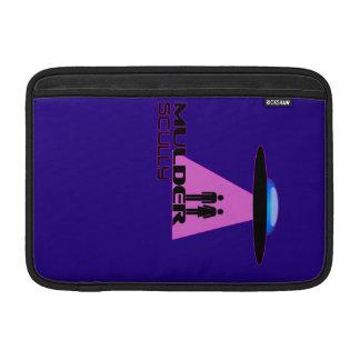 UFO alien abduction MacBook Air Sleeve