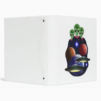 UFO/alien binder
