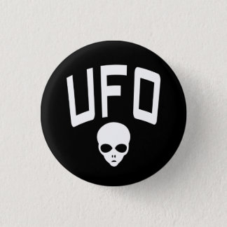 UFO Alien Button