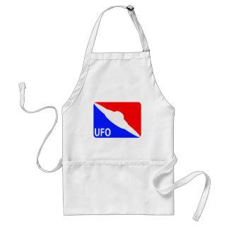 ufo adult apron
