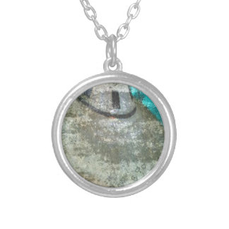 UFO Art Personalized Necklace