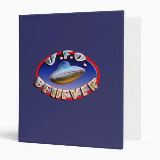 UFO Believer Binder