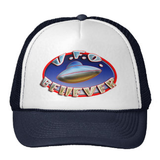 UFO Believer Hat
