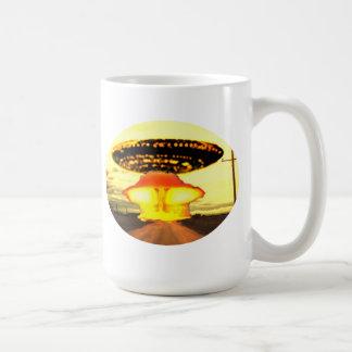 UFO Blast Attack Mug