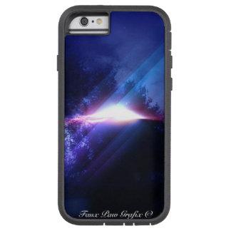 UFO by Faux Paw Grafix Tough Xtreme iPhone 6 Case