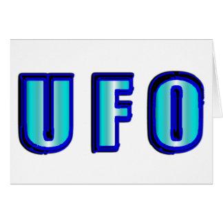 UFO CARD