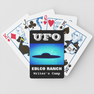 UFO Cards EDL 112612 Deck Of Cards
