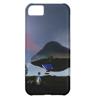 UFO Cattle Mutilation iPhone 5C Covers
