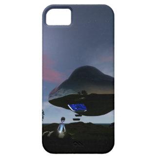 UFO Cattle Mutilation iPhone SE/5/5s Case