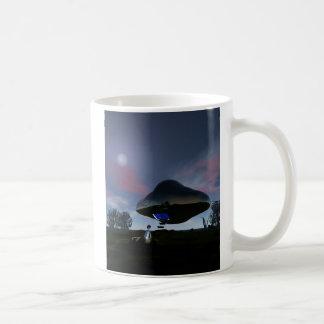 UFO Cattle Mutilation Mug