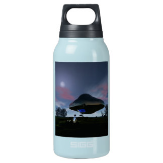 UFO Cattle Mutilation SIGG Thermo 0.3L Insulated Bottle