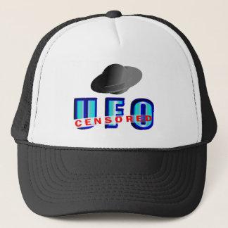 UFO Censored Trucker Hat
