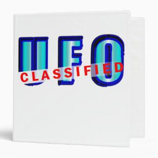 UFO Classified Binder
