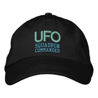 UFO COMMANDER cap