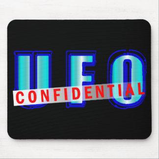 UFO confidencial Tapete De Raton