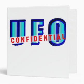 UFO Confidential Binder