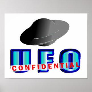 UFO Confidential Poster