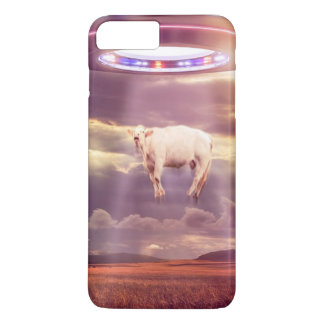 UFO Cow Abduction Encounter Phone Case