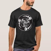 UFO crop circle T-Shirt