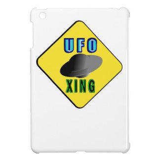 UFO Crossing Cover For The iPad Mini