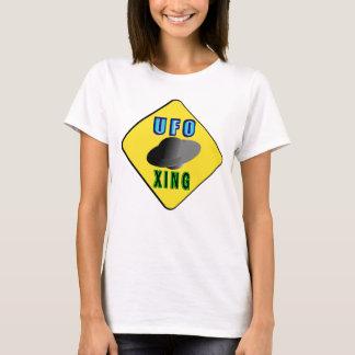 UFO Crossing T-Shirt