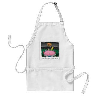 ¿UFO de Tejas? Camisetas, regalos y coleccionables Delantal
