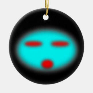 UFO ORNAMENTO PARA ARBOL DE NAVIDAD