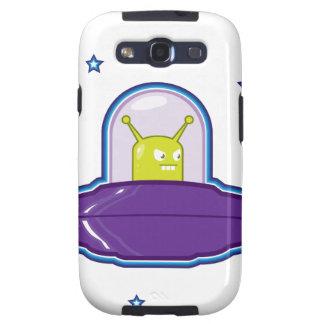UFO del extranjero Galaxy S3 Funda