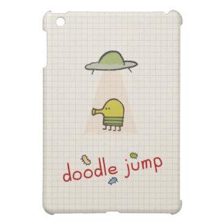 UFO del salto del Doodle