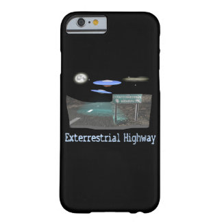 UFO Designs Barely There iPhone 6 Case