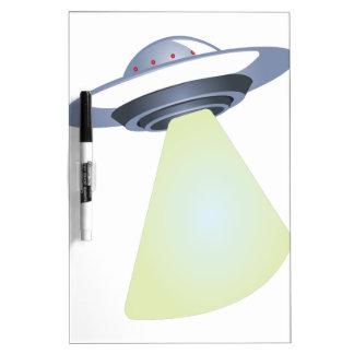 UFO Dry-Erase BOARD