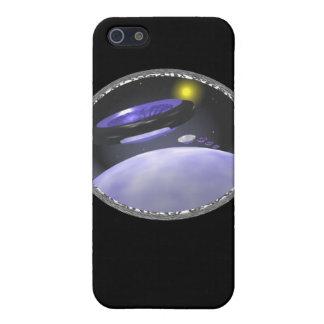 UFO Earth iPhone 5 Case