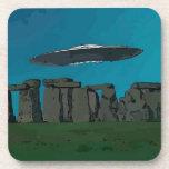 UFO en Henge de piedra Posavaso