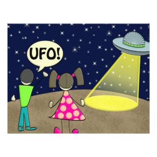 ufo flyer