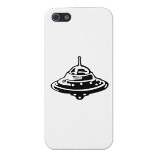 UFO Flying Saucer Cover For iPhone 5
