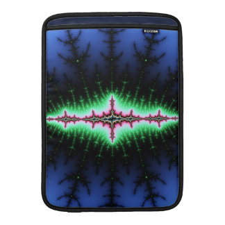 UFO Fractal Abstract Design MacBook Air Sleeve