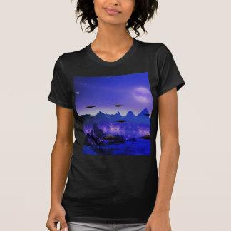 UFO galaxies T-shirt
