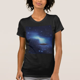 UFO galaxies Tee Shirt
