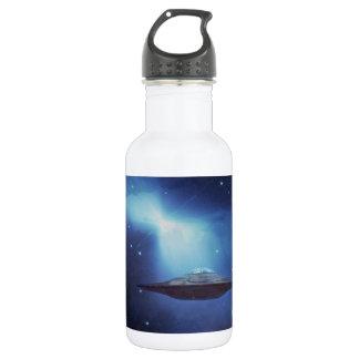 UFO galaxies Water Bottle