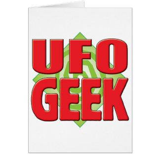 UFO Geek v2 Card